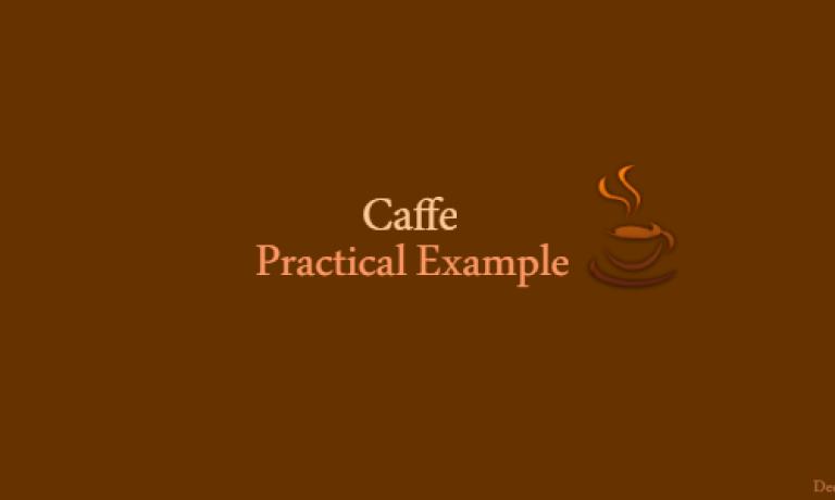 آموزش Caffe بخش پنجم :مثال عملی