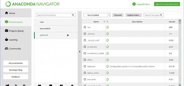 AnacondaNavigator_createEnv4