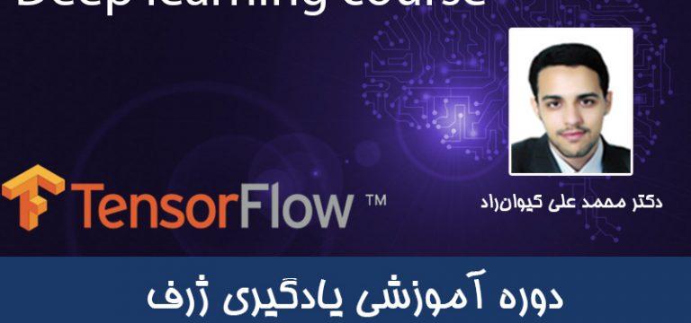 فیلم و فایلهای دوره آموزشی یادگیری ژرف | مدرس : دکتر محمد علی کیوان راد